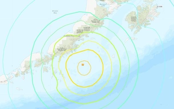 Землетрясение у берегов Аляски оказалось сильнейшим за полвека