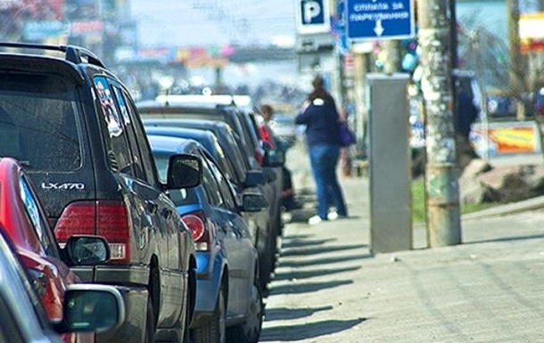 Плату за парковку в киевских дворах вводить не будут - КГГА