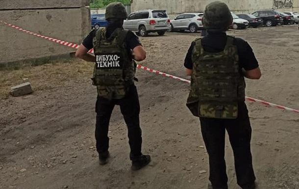 На Луганщине под служебной машиной СБУ нашли взрывчатку