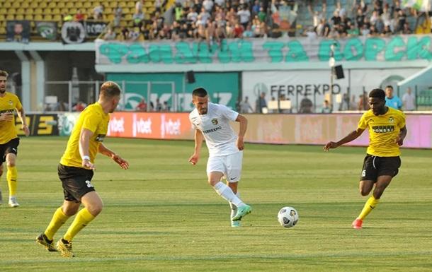 Ворскла - КуПС 2:3 Видео голов и обзор матча Лиги конференций