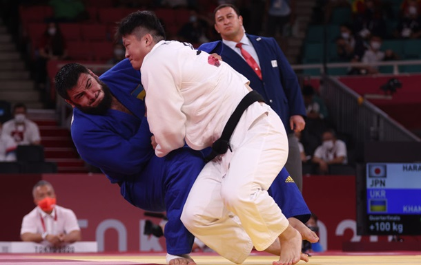 Японский дзюдоист не пустил Хаммо в полуфинал олимпийского турнира