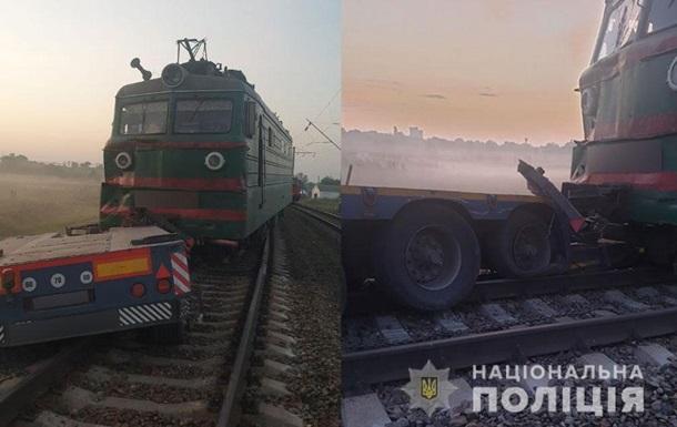 Авария на ж/д в Полтавской области: стали известны подробности