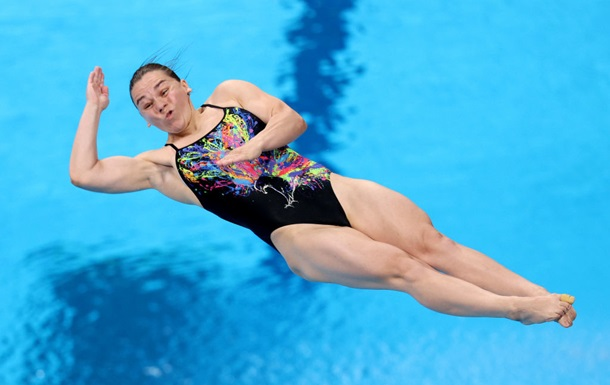 Украинские прыгуньи в воду провалили квалификацию на трамплине в Токио