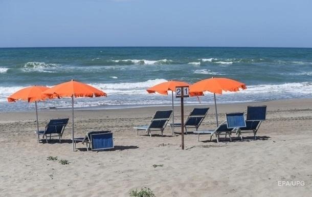 На пляжах Бердянська не рекомендують купатися