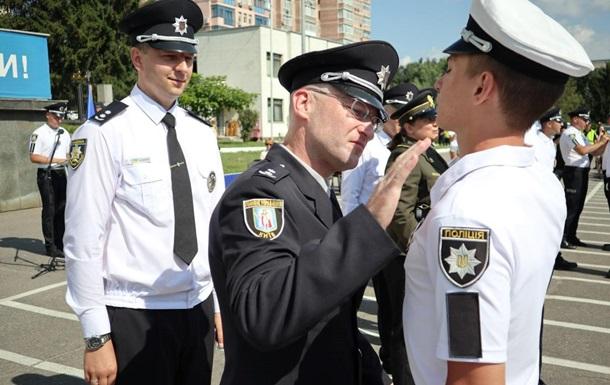 Відбувся ювілейний випуск Академії патрульних