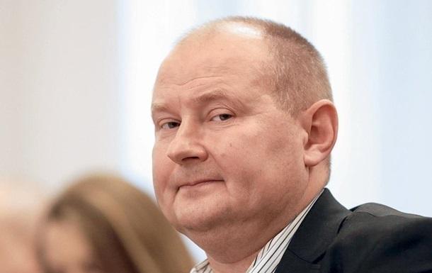 Экс-судья Чаус нашелся в Винницкой области - СМИ