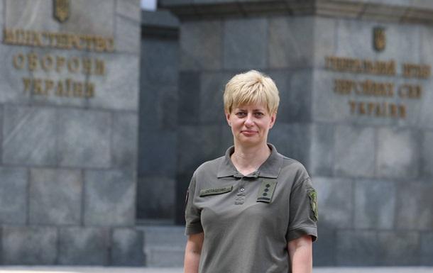 Одне з командувань ЗСУ вперше очолила жінка