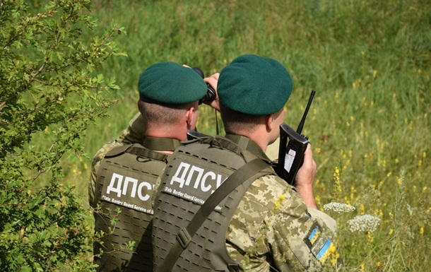 Украина приведет границы в боевое соответствие