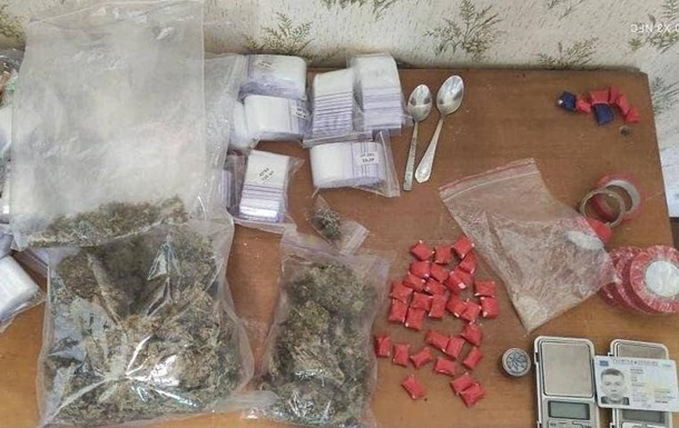 У Києві затримали 18-річного наркоторговця