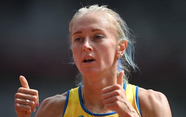 Две украинки вышли в полуфинал Олимпиады на 800 м