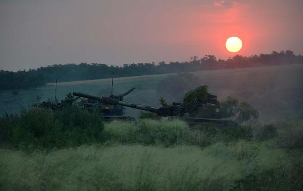 Кількість обстрілів на Донбасі знизилася