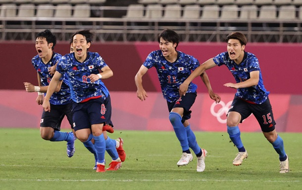 Япония в серии пенальти обыграла Новую Зеландию и вышла в полуфинал Олимпиады