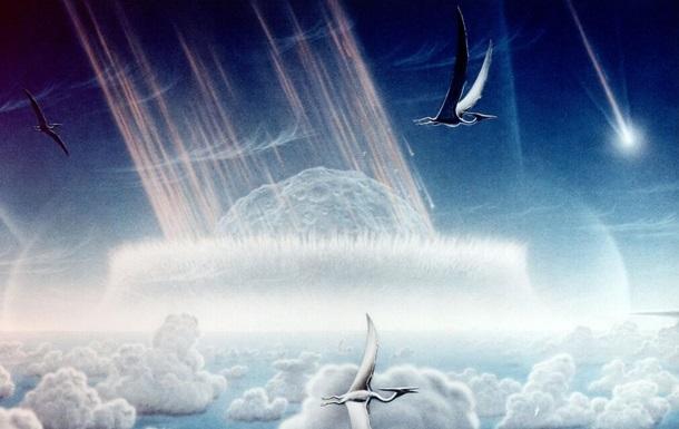 Названа частота падения двойников `динозаврового` астероида