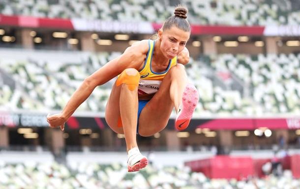 Бех-Романчук вышла в финал Олимпиады в прыжках в длину