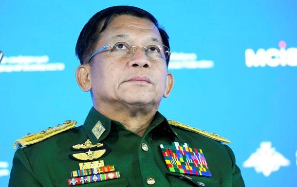 В Мьянме сформировали временное правительство