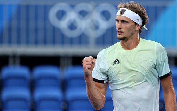 Зверев - чемпион Олимпийских игр