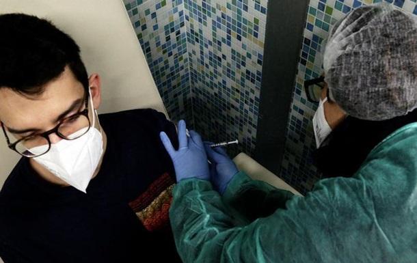 Коронавірус в Італії: 60 відсотків дорослих повністю вакциновані