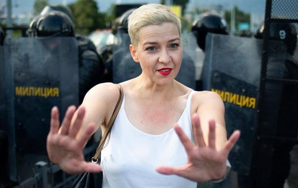 Марія Колесникова з СІЗО закликала Лукашенка припинити насильство