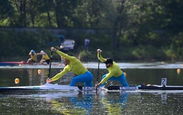 Алтухов и Янчук вышли в полуфинал Токио-2020 в гребле