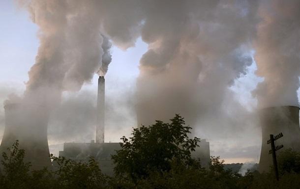В РФ максимальное число загрязнений воздуха почти за 20 лет