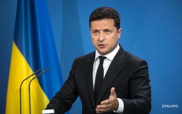 Зеленский презентовал план празднования Дня независимости Украины