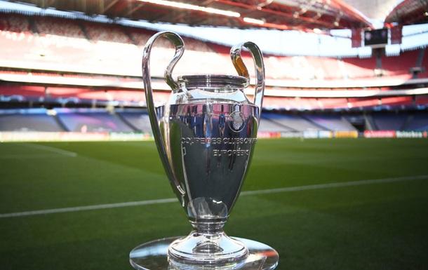 Відбулося жеребкування плей-офф кваліфікації Ліги чемпіонів