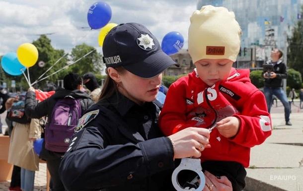 Правопорядок 24 серпня забезпечуватимуть понад 2 тисячі нарядів поліції