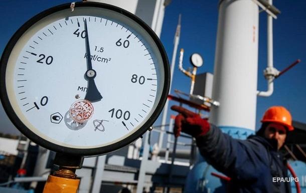 Газпром не забронировал допмощности Украины для транзита газа