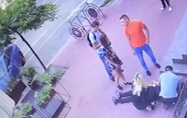 Опубликовано видео избиения танцора Дорофеевой - «Украина»