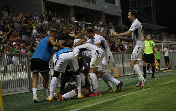 Колос дізнався суперника в плей-офф кваліфікації Ліги Конференцій
