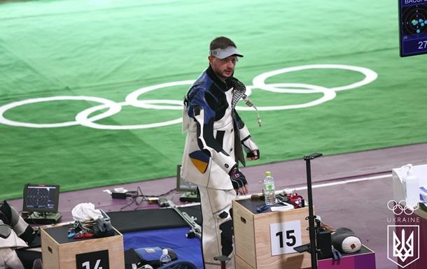 Куліш пояснив, чому вистрілив у чужу мішень у фіналі Олімпіади