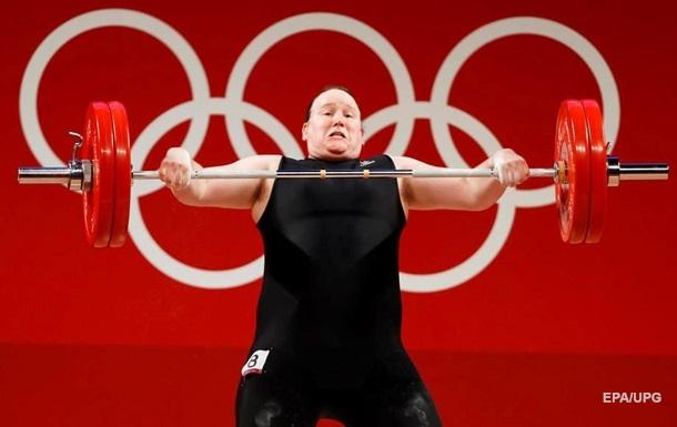 Перша на Олімпіаді спортсменка-трансгендер провалила виступ