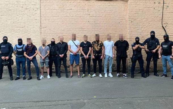 У Києві затримали банду, яка грабувала іноземців