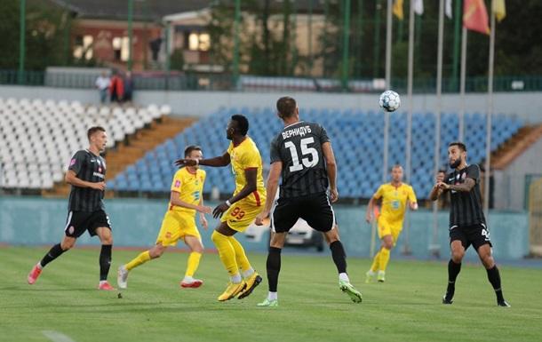 Ингулец - Заря 1:5 Видео голов и обзор матча чемпионата Украины
