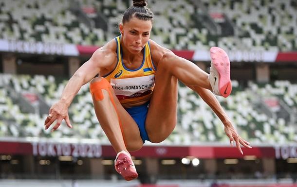 Бех-Романчук залишилася без медалі Олімпійських ігор в Токіо