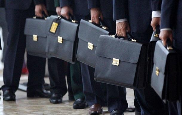 В Украине более 164 тысяч госслужащих - Госслужба
