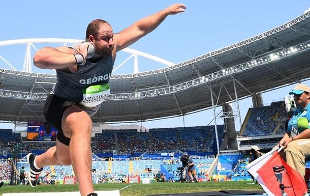 Грузинский легкоатлет попался на допинге на Олимпиаде