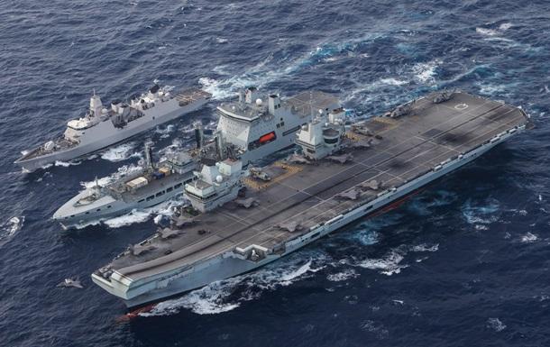 США начали крупнейшие за 40 лет военно-морские учения