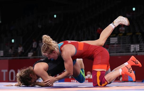 Черкасова приносить Україні ще одну бронзу Олімпійських ігор