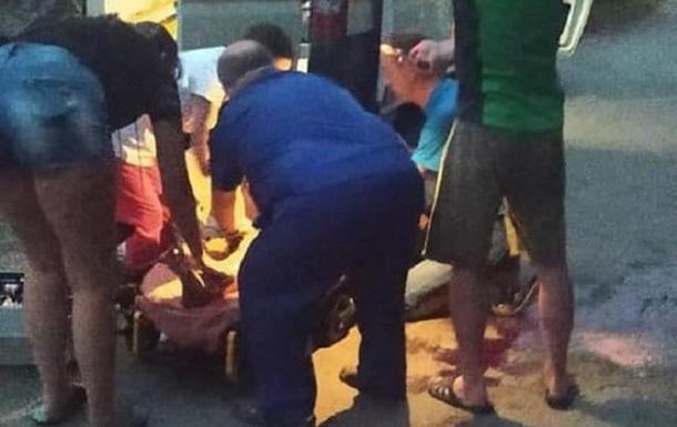 В Запорожье женщина скончалась после нападения собаки