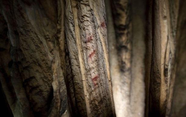 В Іспанії знайдені малюнки неандертальців, яким 60 тис. років
