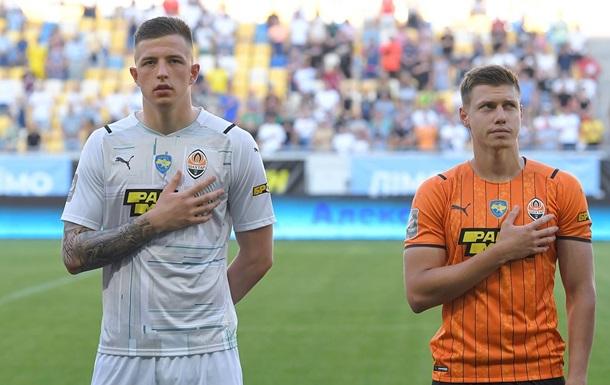Только два украинца выйдут в составе Шахтера на матч с Генком