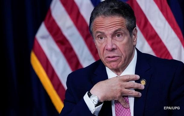 Губернатор Нью-Йорка винен у сексуальних домаганнях - прокуратура