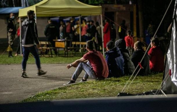 На кордоні Білорусі та Литви помер нелегальний мігрант