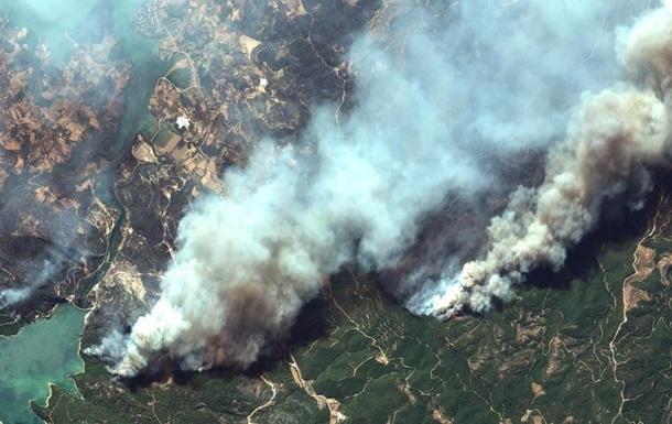 У Туреччині тиждень не можуть впоратися з пожежами