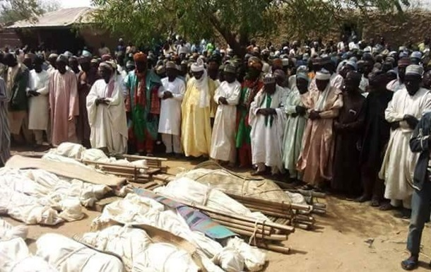 В Нигерии вооруженные люди убили десятки человек - СМИ