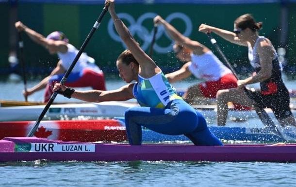 Лузан завоевала бронзовую медаль Олимпиады в гребле