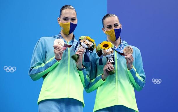 Україна на ОІ в Токіо перевершила результат Ріо-2016 за кількістю медалей