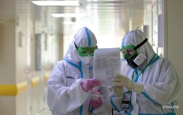 В Україні понад тисячу нових випадків COVID-19