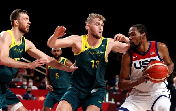 Сборная США вышла в финал олимпийского турнира по баскетболу